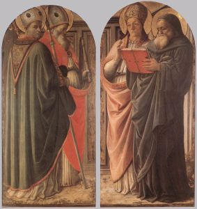 849px-Fra_Filippo_Lippi_-_The_Doctors_of_the_Church_-_WGA13177